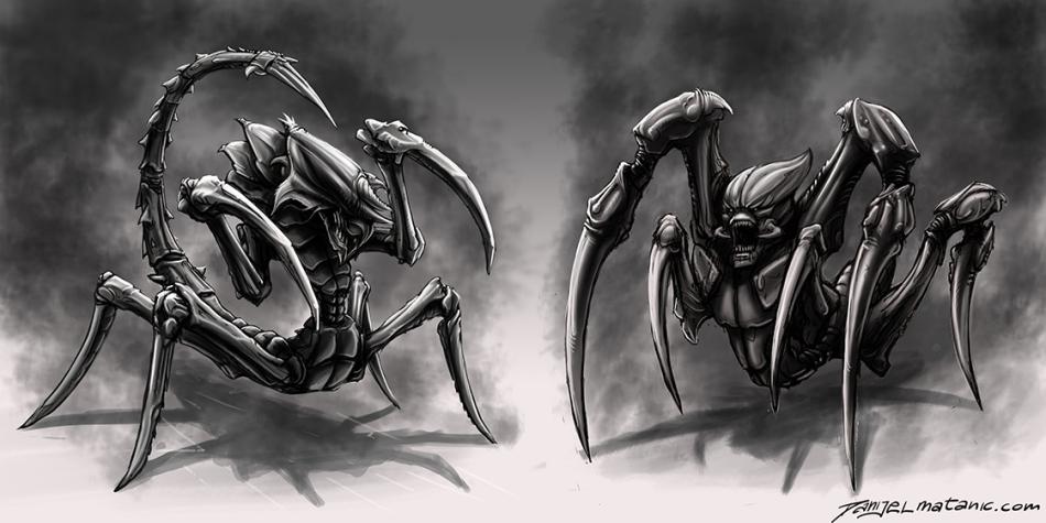 alien creatures1